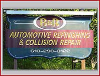 B & R Automotive Refinishing and Collision Repair