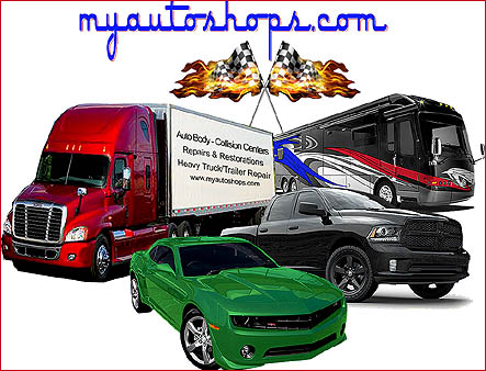 My Auto Shops - Auto Body Collision & Repair